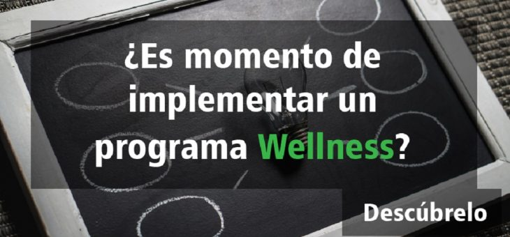 Descubre lo que un programa Wellness tiene para ti