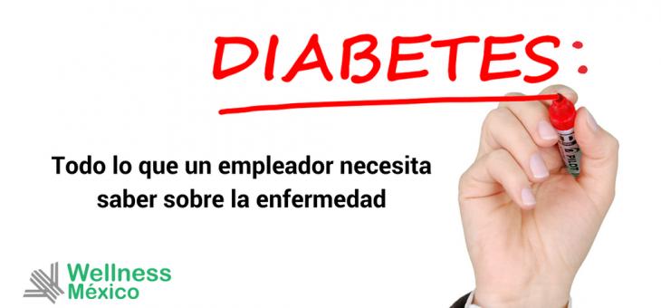 Empleados con diabetes son tan productivos como cualquier otra persona