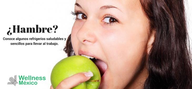 ¿Qué comer en el trabajo? Conoce algunos refrigerios saludables