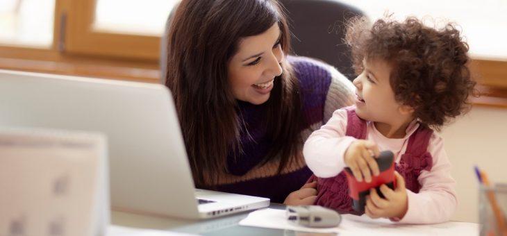 5 maneras de mejorar la calidad de vida de una madre trabajadora