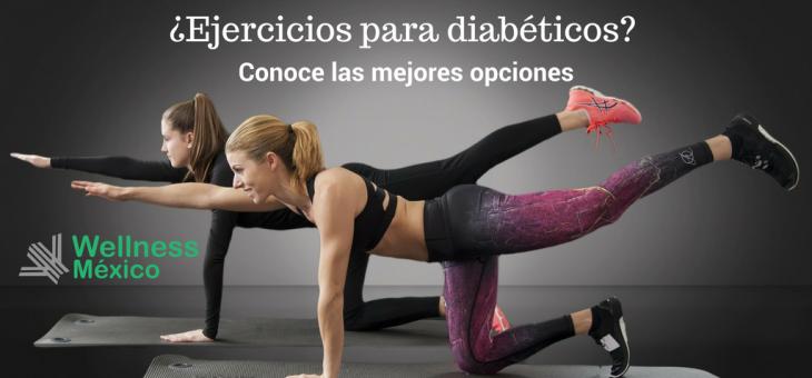 3 excelentes ejercicios para diabéticos